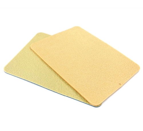 Crepe rubber sheet for shoe sole