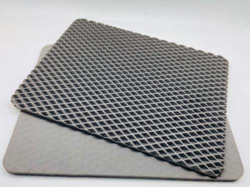 2020 new design diamond pattern and honeycomb pattern eva car mat
