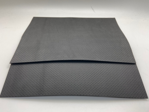 anti-bacterial material eva foam sheet for insole with puching hole