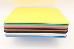 Eva plain sheet eva foam sheet in colorful for shoe sole